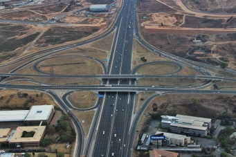 Buccleuch Interchange, I guess