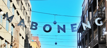 Welcome to Maboneng!
