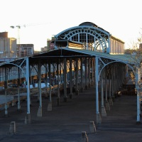 Jozi's landmarks: the old train station