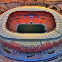 Jozi's landmarks: the FNB Stadium